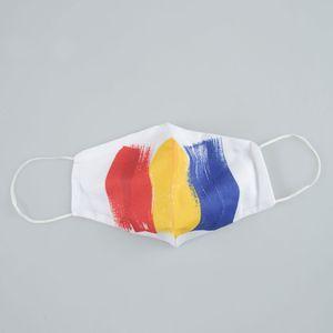 Masca Romania tip cupa pentru barbati