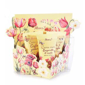 Set 3 creme de corp cu arome florale