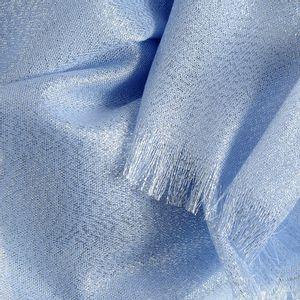 Esarfa bleu din vascoza