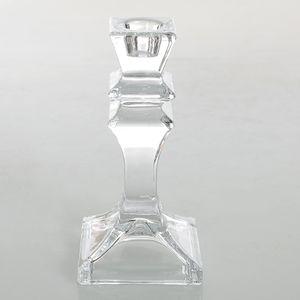 Sfesnic din sticla transparenta