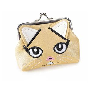 Portofel pentru monede model pisica