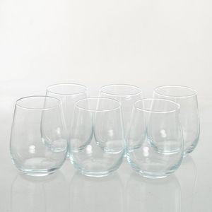 Set 6 pahare pentru apa