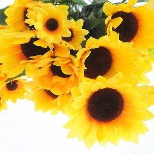 Aranjament buchet Floarea-Soarelui
