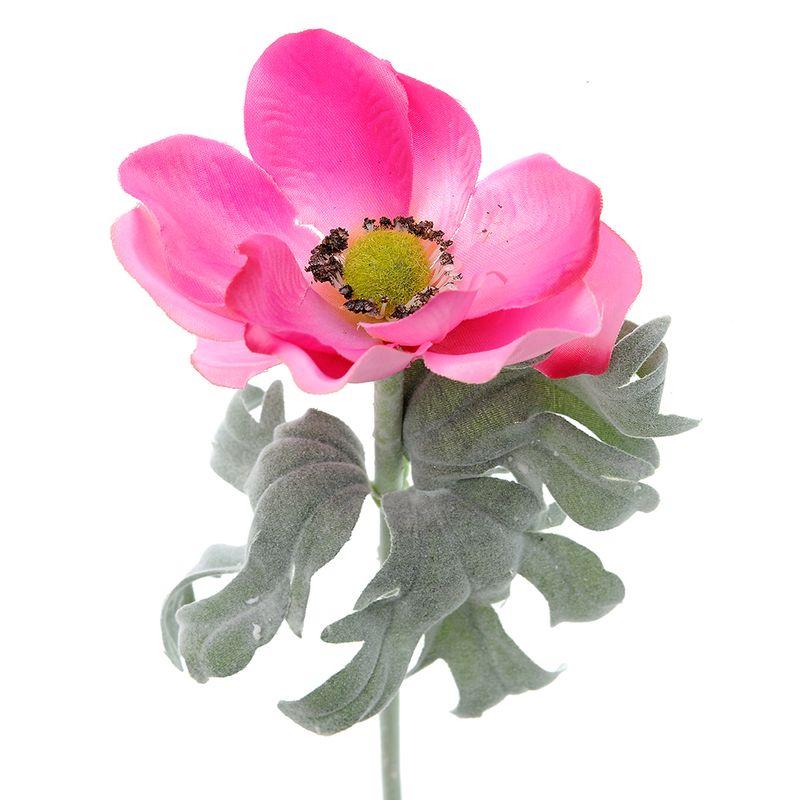 Floare-roz-artificiala-de-decor
