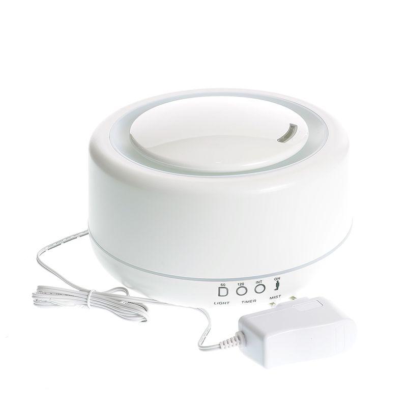 Difuzor-electric-alb-cu-led