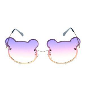 Ochelari de soare cu lentile design ursulet