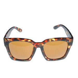 Ochelari de soare patrati cu model animal print