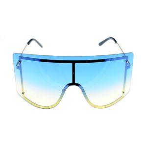 Ochelari de soare cu lentila multicolora