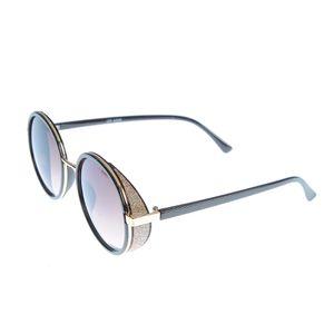 Ochelari de soare cu lentile rotunde