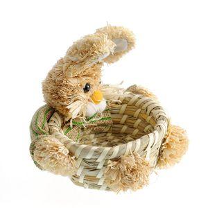 Cos pentru oua cu design iepure