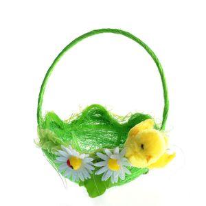Cos decorativ de Paste pentru oua