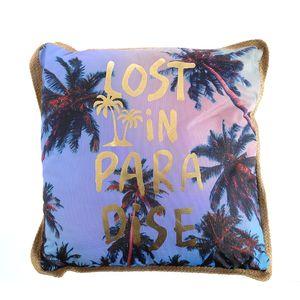 Perna de decor Lost in Paradise 45 x 45 x 15cm