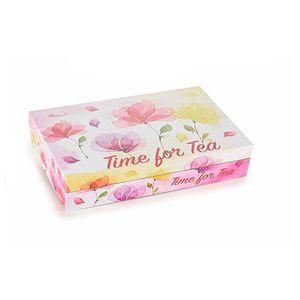 Cutie de ceai din lemn