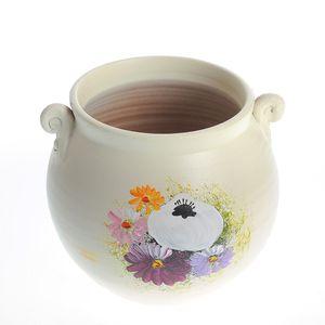 Vaza ceramica tip bol 16 cm