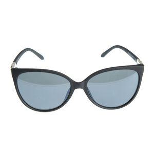 Ochelari de soare cu rama si lentila neagra