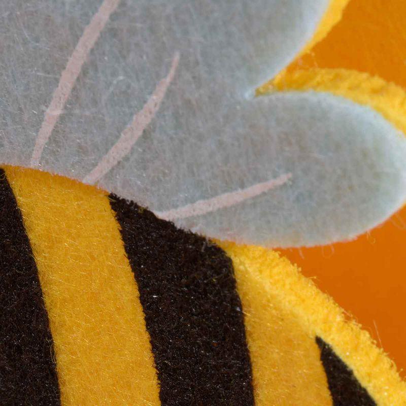 Cosulet-galben-cu-albina