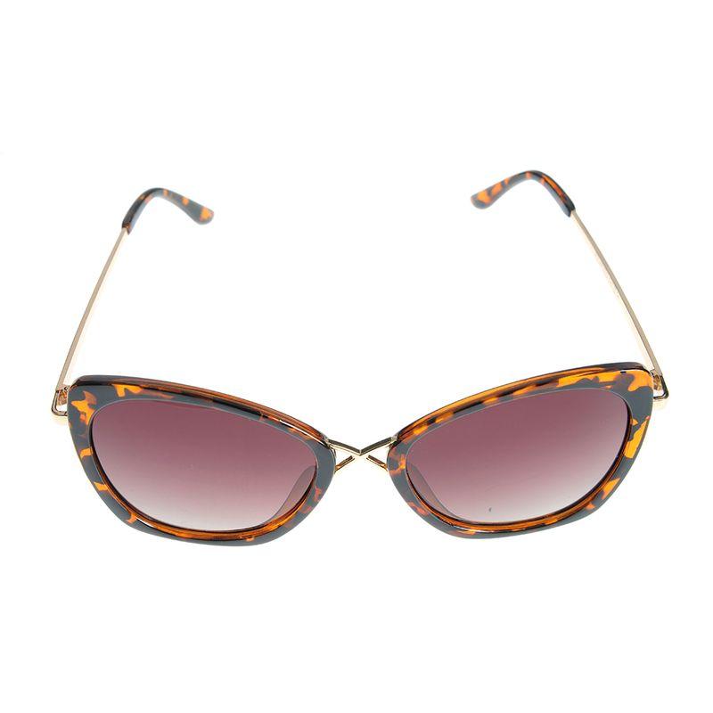 Ochelari-de-soare-cu-design-auriu