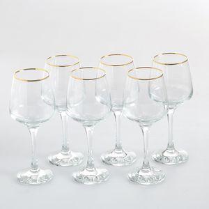 Set 6 pahare de vin 290ml
