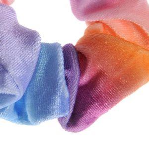 Elastic multicolor de par