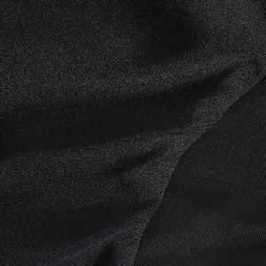 Slip de baie negru cu prindere laterala