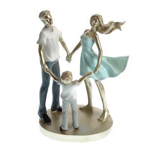 Statue de familie 25 cm
