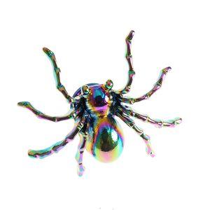 Brosa paianjen multicolor