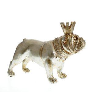 Statueta caine regal 28 cm
