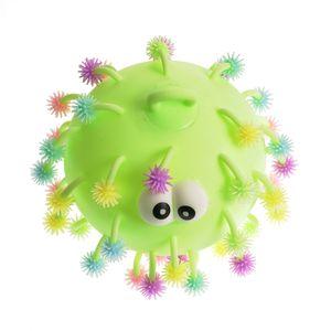 Minge verde tip slime