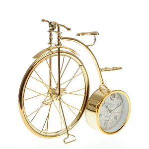 Ceas decorativ forma bicicleta 34 cm
