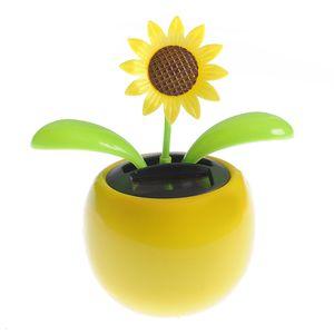 Ghiveci decorativ cu floare pentru gradina