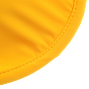Sutien de baie galben cu bretele
