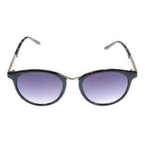 Ochelari de soare rotunzi cu brate metalice