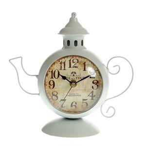 Ceas de masa forma ceainic 17 cm
