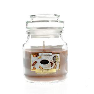 Lumanare pahar aroma cafea