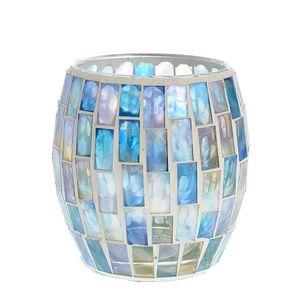 Suport pentru periute cu design mozaic