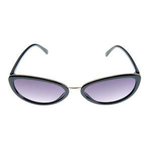 Ochelari cu rama ovala si lentile in degrade