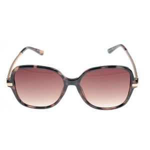 Ochelari cu lentile in degrade si brate metalice