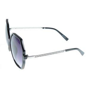 Ochelari de soare cu rama hexagonala UV400