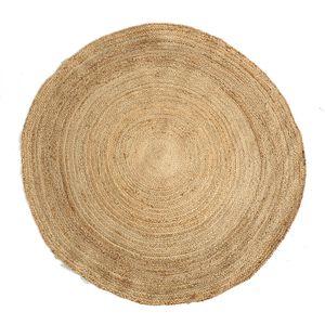 Covor rotund din iuta 150 cm