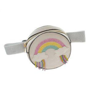 Borseta rotunda cu bareta elastica