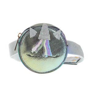 Borseta multicolora cu bareta elastica