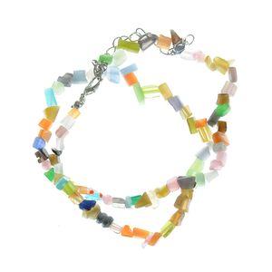 Colier multicolor pentru fetite