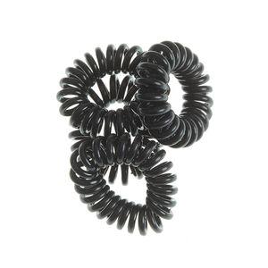 Set 4 elastice de par negre