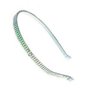 Bentita verde cu aplicatii metalice