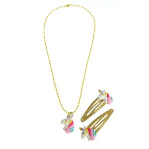 Set 3 accesorii cu unicorn