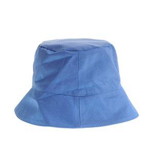 Palarie  bleu din bumbac