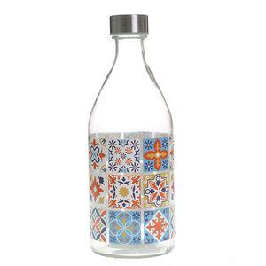Sticla cu print mandala 1 L