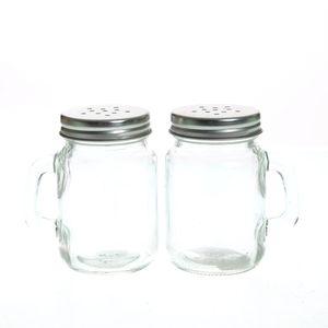 Set doua borcane sare si piper 120 ml