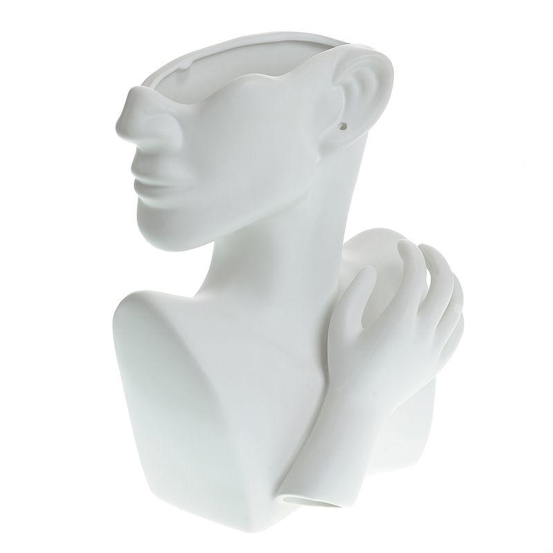 Vaza-alba-bust-dama