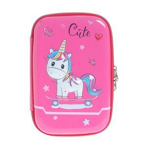 Penar roz Cute cu unicorn
